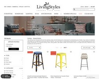 10% Off All Bar Stools, Counter & Dining Stools!   Offers Ends 11 September 2020 Midnight - Living Styles