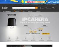 25% OFF The Best Sensor LED Bulb IP Camera Alfwise JD Wireless Camera Bulb Cam Flash Sale from $13.99 - GearBest.com
