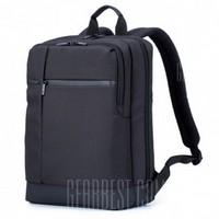 29% OFF Xiaomi Men Classical Business Laptop Backpack - $33.14 +  Free Shipping | GearBest.com - GearBest.com