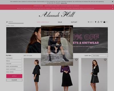 30-60% Off Coats, Jackets & Knits at Alannah Hill - Alannah Hill