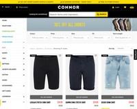 30% OFF Short Sleeve Shirts & Shorts - Connor
