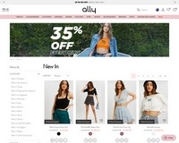 35% Off Everything New Arrival Clothing at Ally Fashion - Ally Fashion