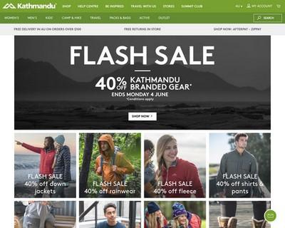 40% off Kathmandu Branded Gear, For the lowest prices in Outdoor Shop @ Kathmandu.com.au - Kathmandu