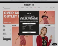 60% Off Outlet Dresses - Dangerfield Flash Sale - Dangerfield