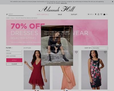 70% Off selected Dress & Knitwear | Alannah Hill - Alannah Hill