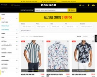 All Sale Shirts @ Connor - 3 for $50.00 - Connor