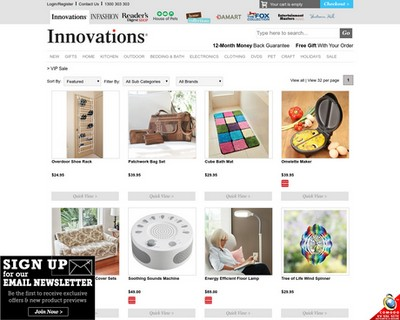 Australia Day Sale at Innovations, Ending Soon - Innovations