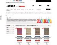 Buy More Save More 10% Up to 25% OFF | House - House