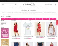 Crossroads - Hectic 70% Off Sale Ending Soon - Crossroads
