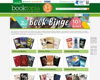 Extra 10% OFF when you The Great Book Binge @Booktopia.com.au - Booktopia