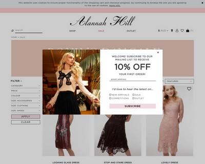 Maxi dress is 60% OFF   Alannah Hill - Alannah Hill