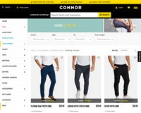 Mens Chinos 2 for $100 | Connor Menswear - Connor