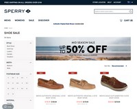 Mid-Season SALE Up to 50% OFF at  Sperry Australia - Sperry