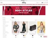 New Markdowns - 900+ Styles from $1.99 at Ally Fashion - Ally Fashion