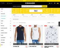 New Mark from $29.99 to $9.99 at Connor Clothing - Connor