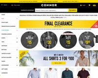 👕 Oh, maaan..AWESOME SALE @Connor - Connor