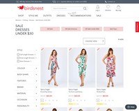 Sale Dresses Under $30 at birdsnest - Birdsnest