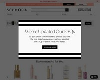 SALE: Up to 50% OFF at Sephora - Sephora