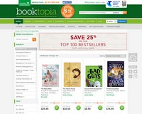 Save 25% OFF on Top 100 Bestsellers Books @Booktopia.com.au - Booktopia