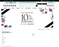 Sephora Offer 10% Off Everything! - Sephora