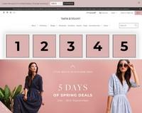 Spin & Win   Up To 30% Off   Belle & Bloom - Belle & Bloom