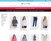 Take a Further 20% OFF on SALE items now at W.Lane - W Lane
