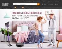The Home Smart Robotic Vacuum Cleaner Flash Sale Big Discount - GearBest.com