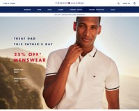 Treat Dad this Father's Day with 20% off* storewide @ Tommy Hillfiger - Tommy Hilfiger