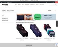 Underwear 7-Packs for $99.95 - Mosmann Australia