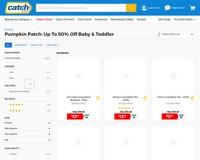 Up To 50% Off Baby & Toddler     Catch.com.au - Catch