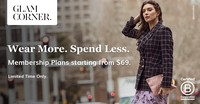 Up to 90% Off Pre-Loved Designer Clothing - GlamCorner - GlamCorner