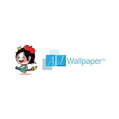 AJ Wallpaper logo