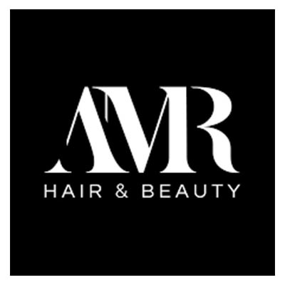 AMR Hair & Beauty logo