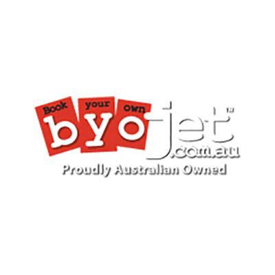 BYOjet logo