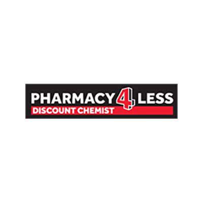 Pharmacy4Less logo