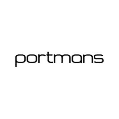 Portmans logo